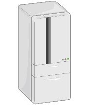 一人暮らしの冷蔵庫